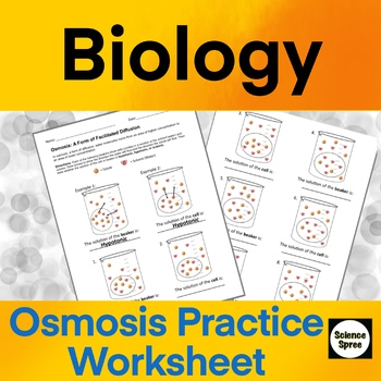 Osmosis Practice Worksheet Hypotonic Hypertonic Isotonic Practices Worksheets Social Studies Worksheets Osmosis