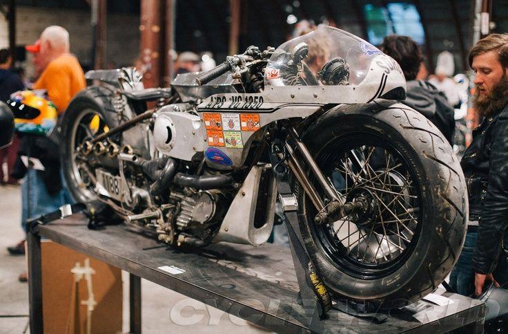 Cafe Racer | valentinorro:   Shinya Kimura