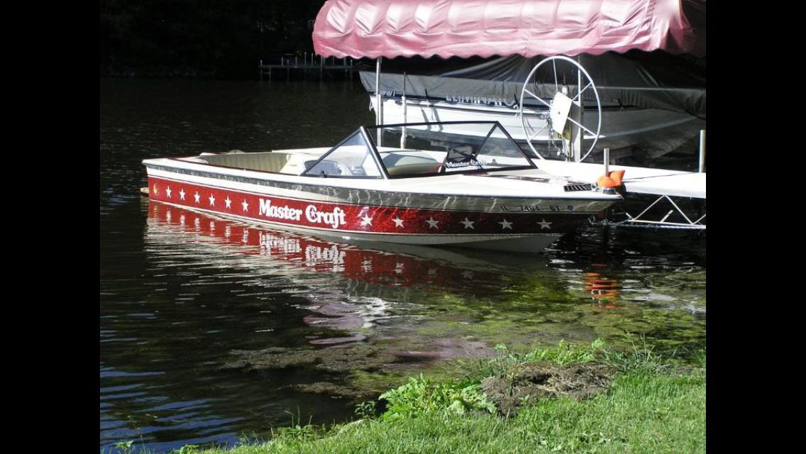 Classic MasterCraft Stars and Stripes | Awesome Boats ...