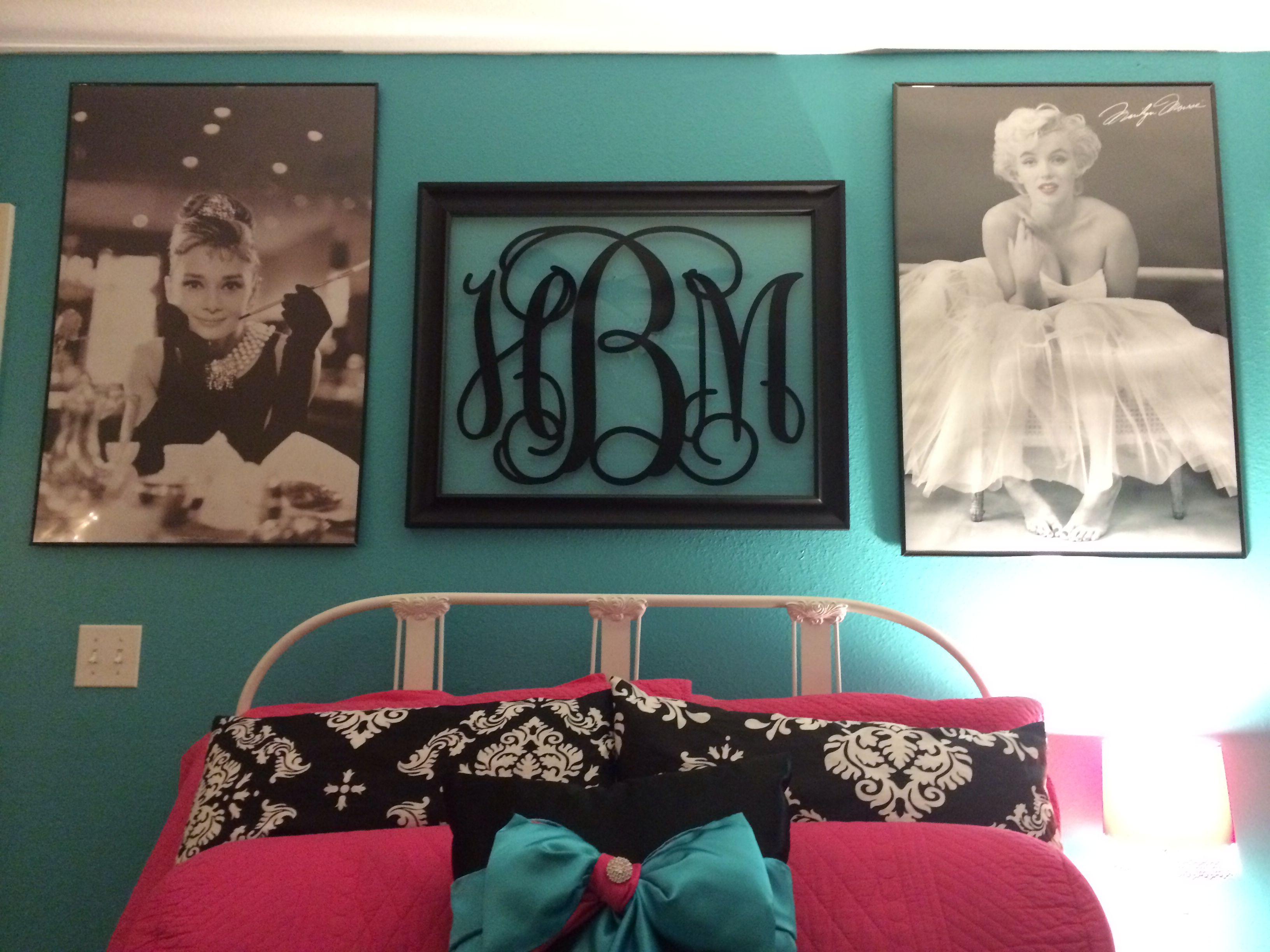 Marilyn Monroe Stuff For Bedroom Bedroom Audrey Hepburn Marilyn Monroe Bedroom Pinterest
