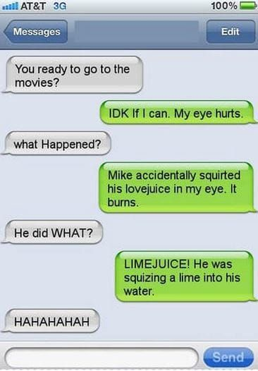 21 Texts Made Worse By Autocorrect