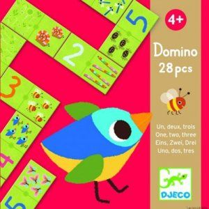 Domino 1-2-3, $10