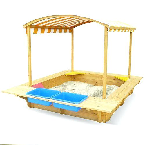 Kidkraft Backyard Sandbox 00130 | Backyard for kids ...