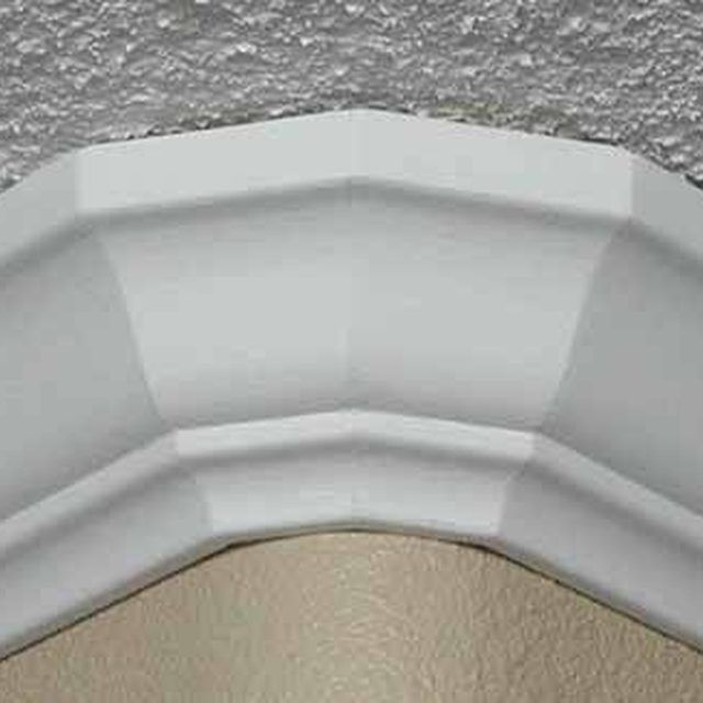 How To Install Crown Molding On Rounded Corners Moldings And Trim Crown Molding Diy Molding