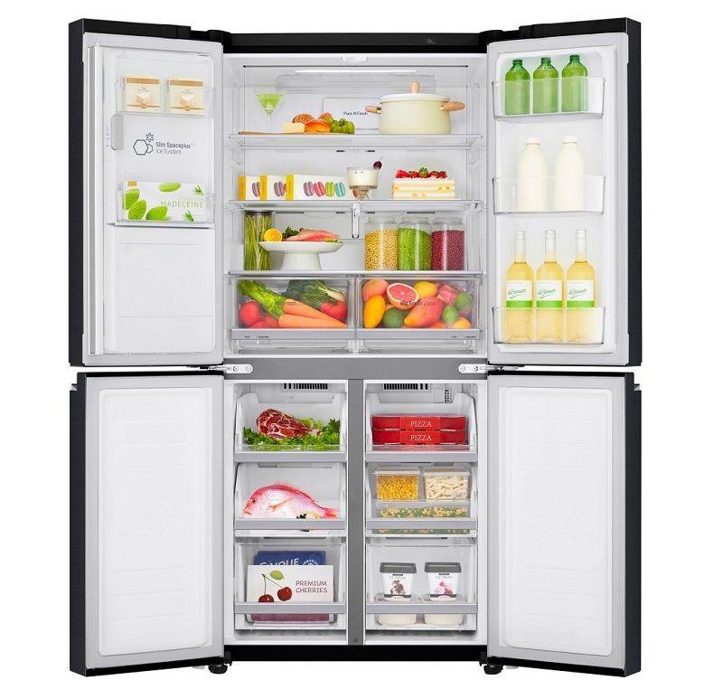 Black Friday Boulanger Refrigerateur Americain 700 Lg Gml844mckv Refrigerateur Americain Refrigerateur Refrigerateur Congelateur