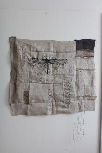 "textile art, "" sin titulo"", 2013"