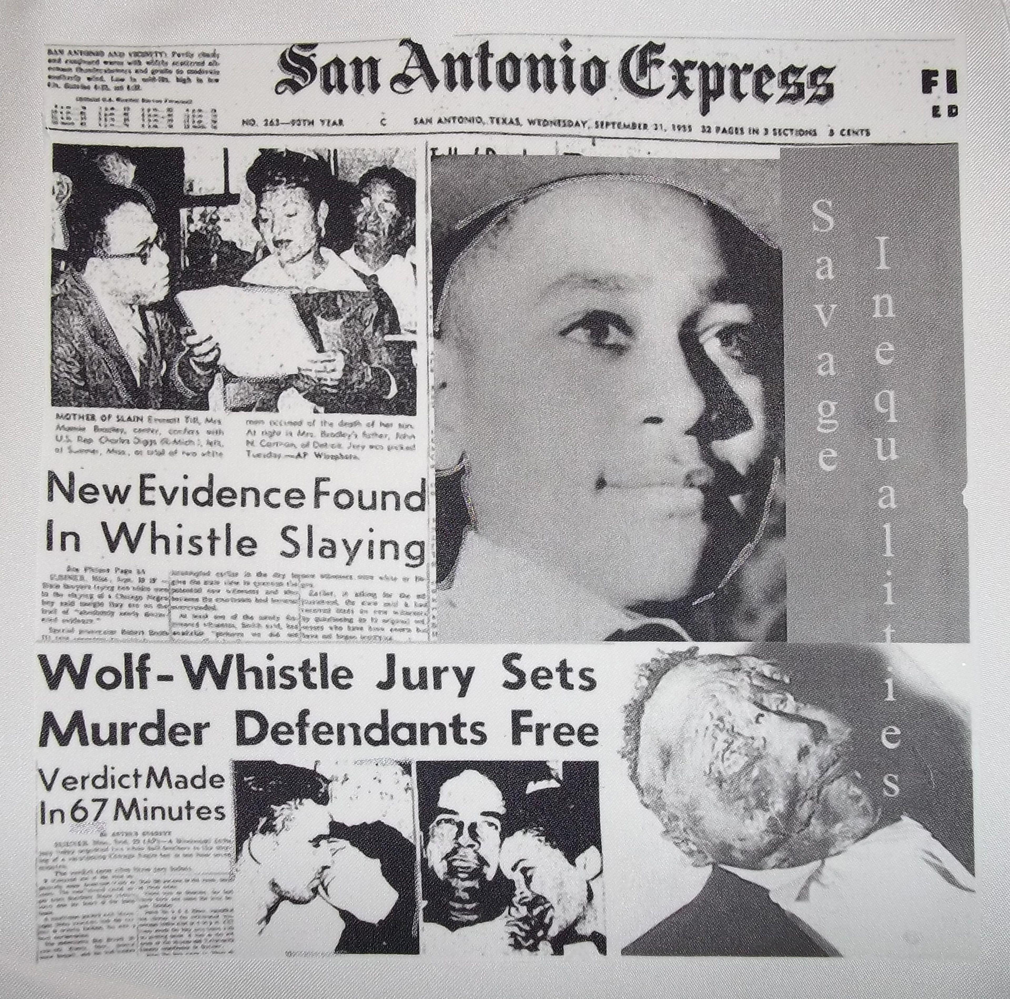 front page news emmett till s murders found not guilty jour175