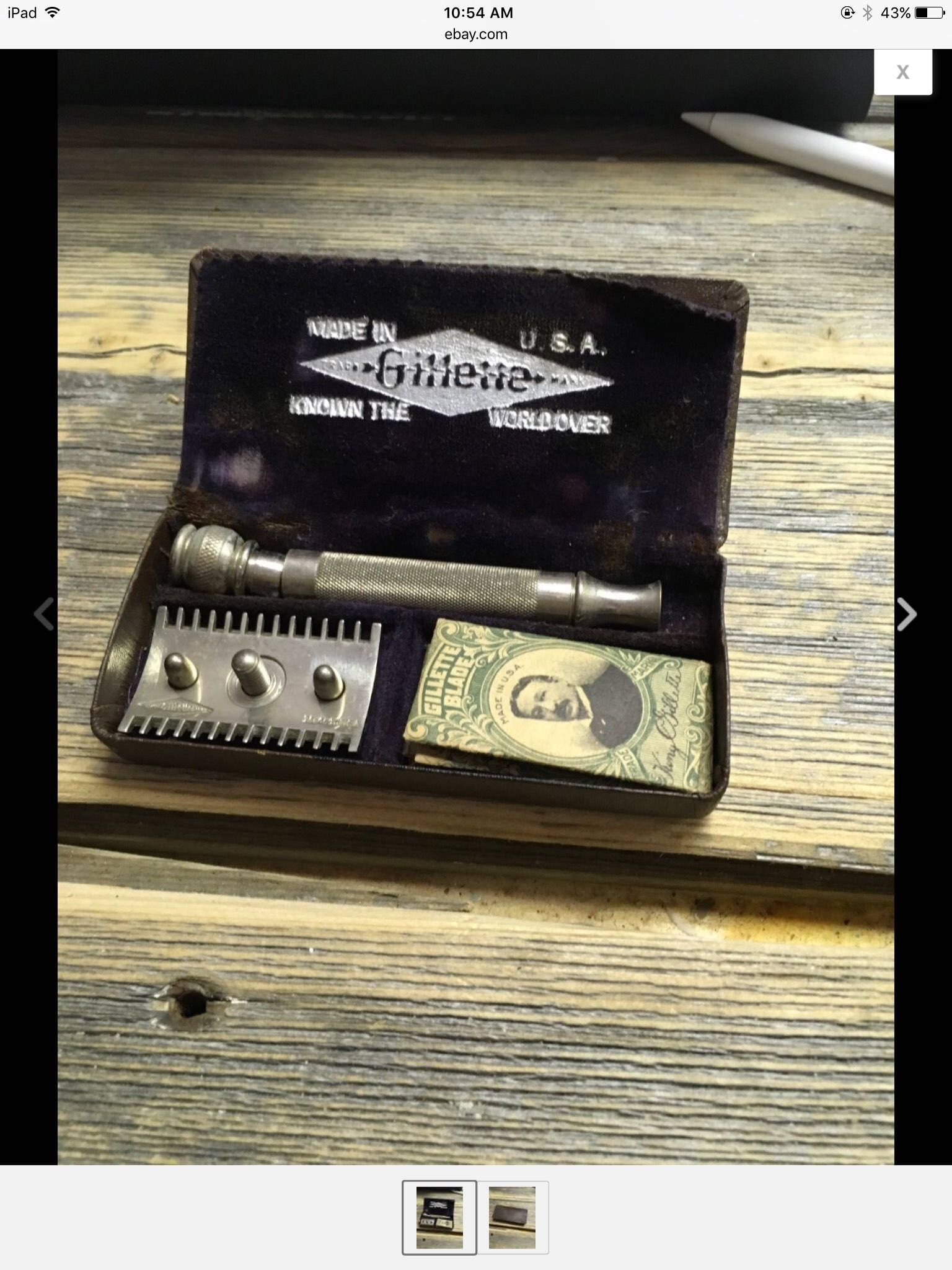 Pin by What Junk? on Etsy Vintage antiques, Safety razor