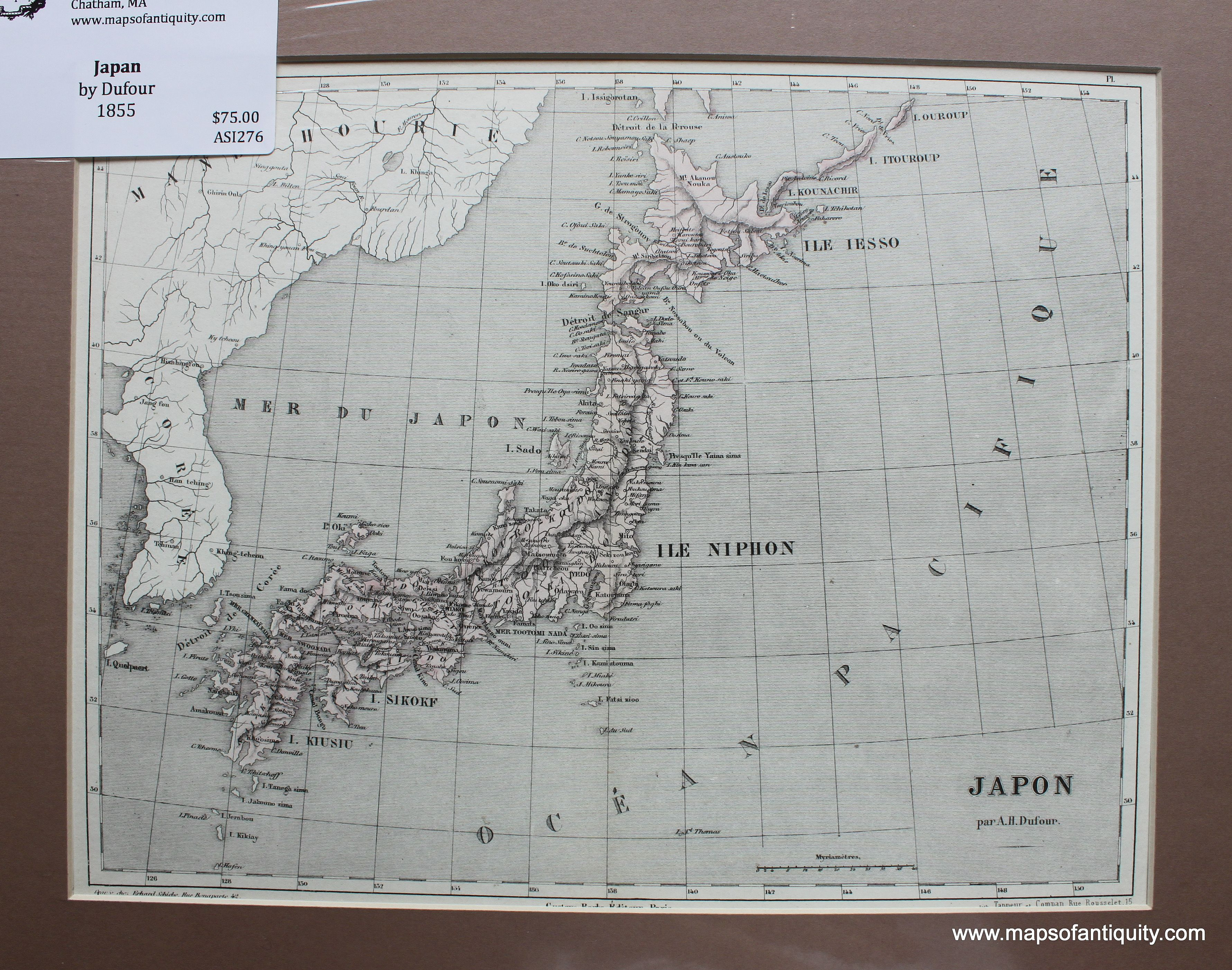 Japon japan antique maps and charts original vintage rare japon japan antique maps and charts original vintage rare historical publicscrutiny Image collections