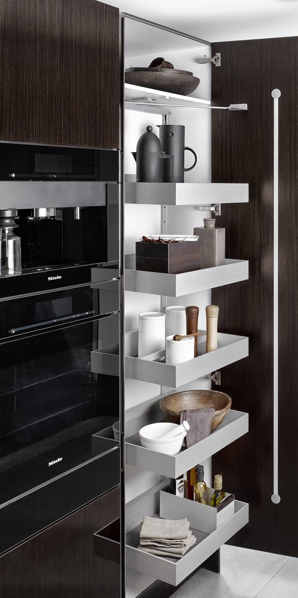 SieMatic MultiMatic Innenausstattung für Küchen | Küche in 2018 ...