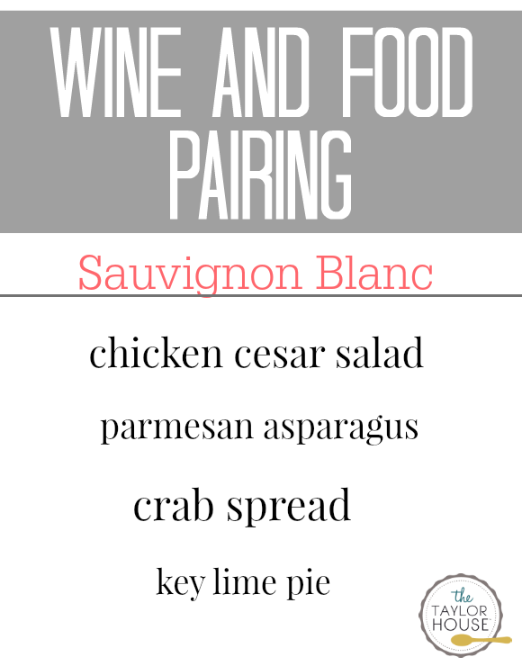 Simple summer Wine Pairing Party ideas!