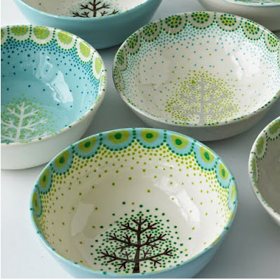 Katrin Moye | Pottery painting designs, Ceramic painting ...