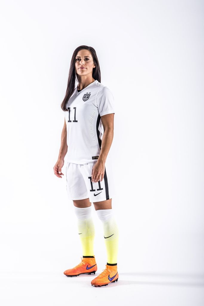 ca90726a2 Gallery: WNT Reps its New Nike Home Kit | USWNT | Female soccer ...