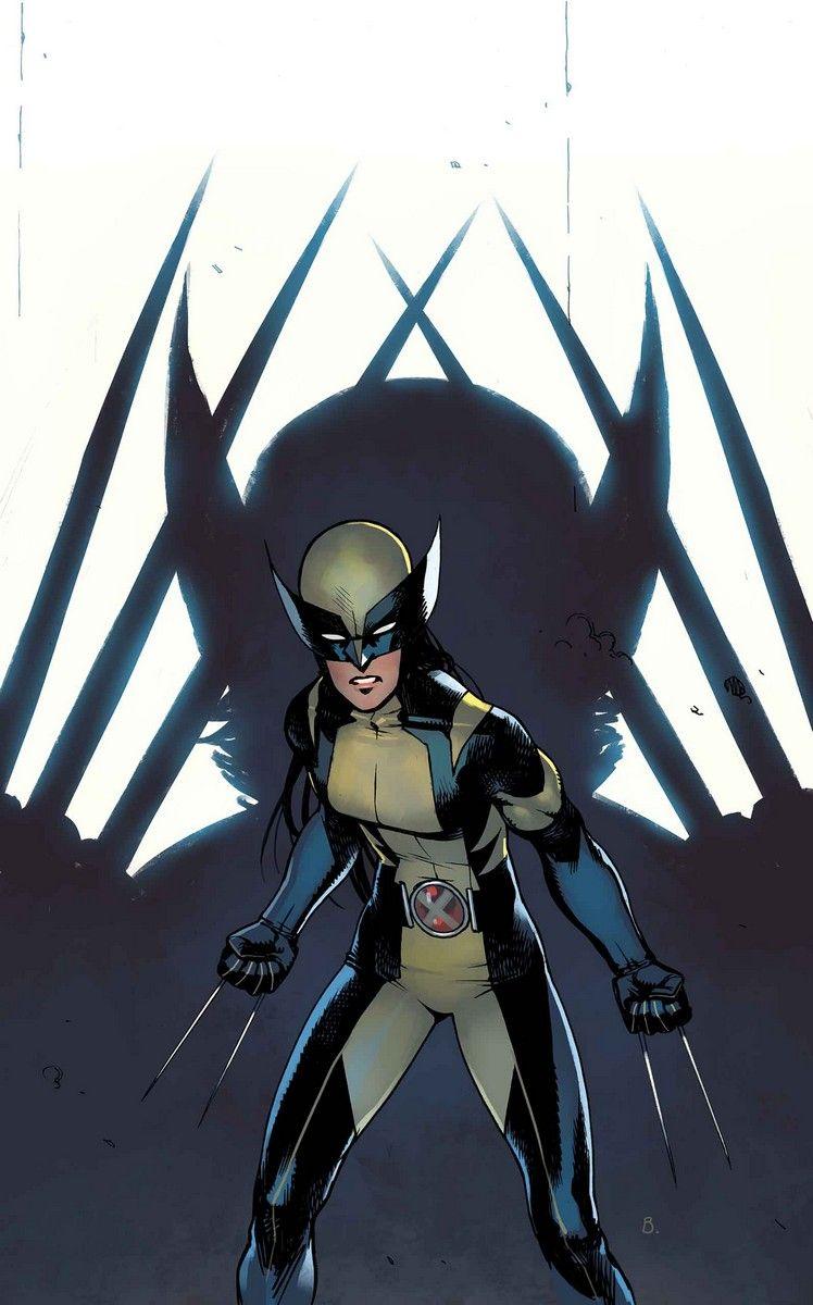 X-23 nueva Wolverine | Marvel | Pinterest | Cómics, Cómic y universo ...