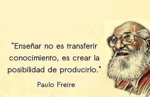 Psicología Constructivista Paulo Freire Frases De