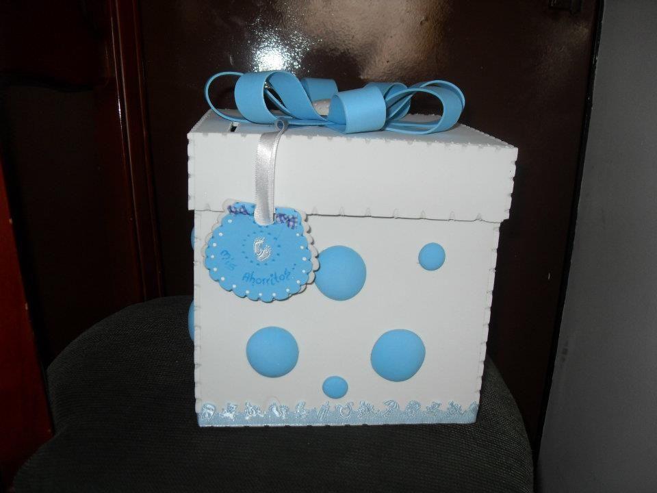 caja para lluvia de sobres baby shower recordatorios y sorpresas