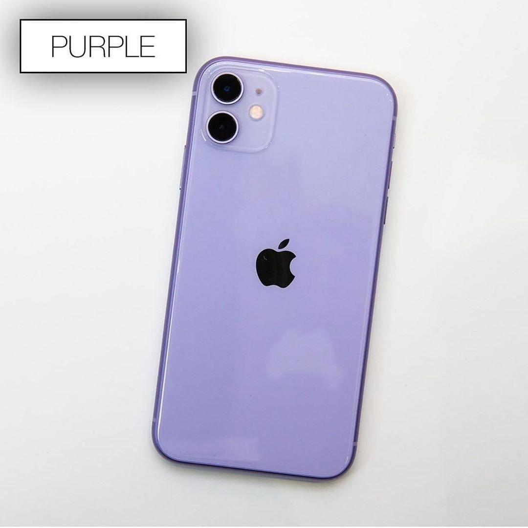 Purple Iphone 11 Wallpaper Aesthetic