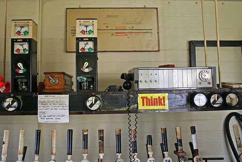 Prescot Signal Box 4