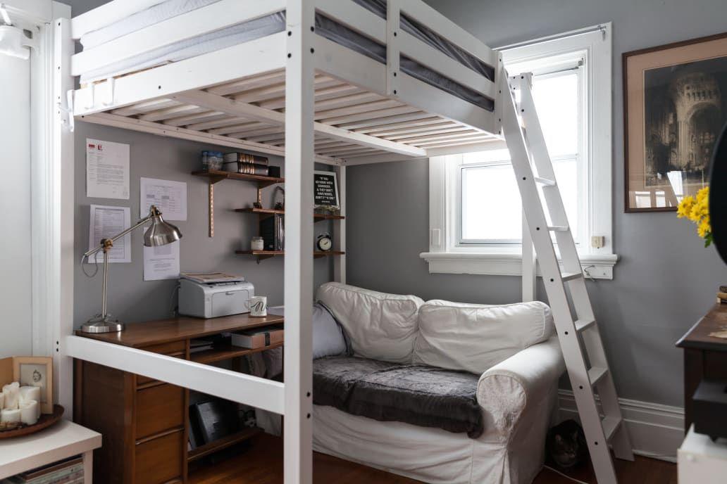 A Teeny-Tiny Cozy & Clever 190-Square-Foot Toronto Studio ...