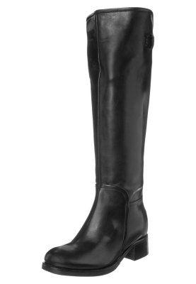 e73c22321ee2e Bottes - noir   Blogerka i Moda   Bottes, Bottes noires i Chaussure