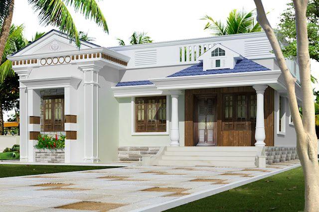 . Single Floor House Designs   Kerala House Planner   home in 2019