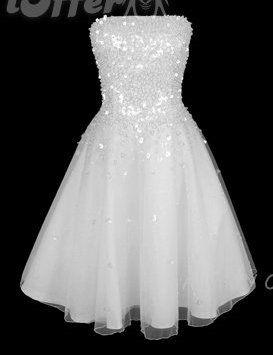 Sliczna Krotka Biala Suknia Slubna 3095174513 Oficjalne Archiwum Allegro Cocktail Dress Prom Dresses Everyday Dresses