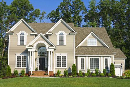 How To Choose Vinyl Siding 6 Questions To Ask Sears Home Services House Paint Exterior Brown House Exterior