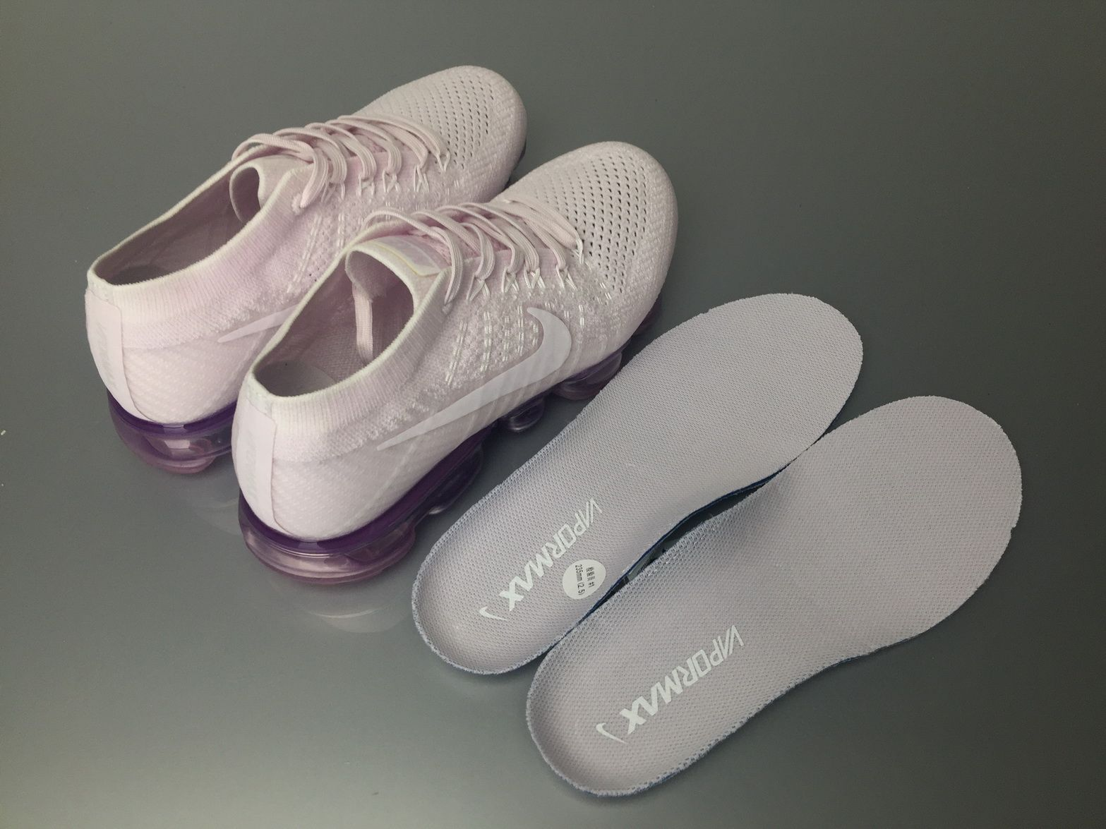 nike air vapormax 2018 849557501 bianco rosa le scarpe nike air  7