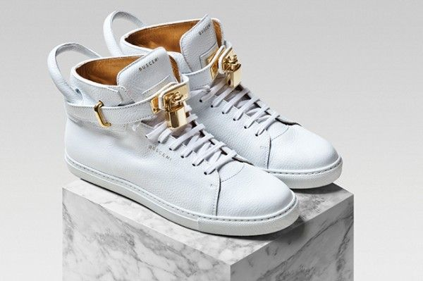 Buscemi: New Player in Luxury Sneakers