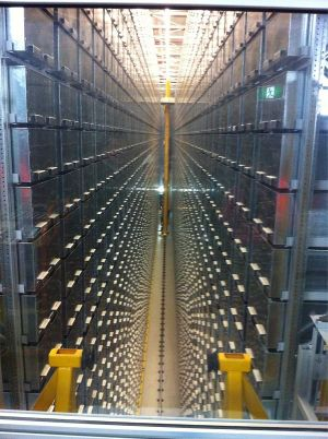 Macquarie University Library C3c Building Automatic