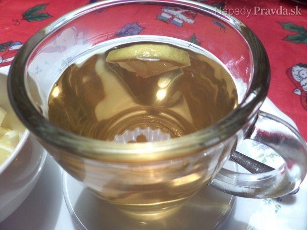 Vždy čerstvé citróny do čaju, nápojov (fotopostup)