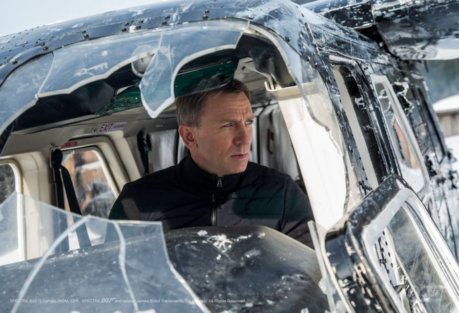 Watch the new trailer for the 24th James Bond adventure