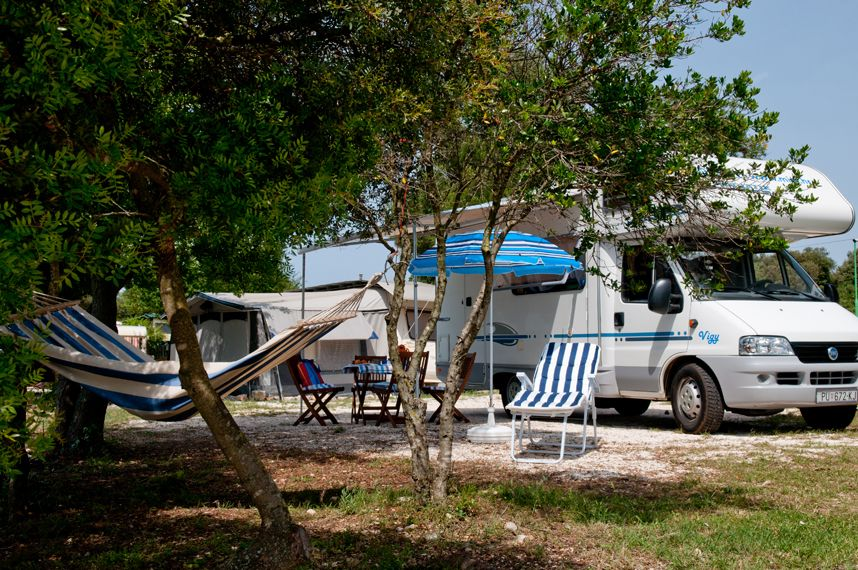 Find Cheap Tent Camping Sites in Istria