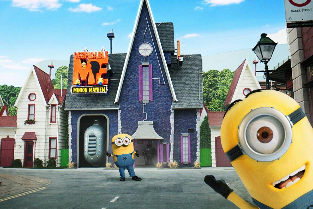 Universal Studios Hollywood Featured On Ruebarue Universal Studios