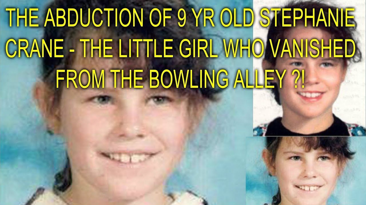 The Abduction Of 9 Yr Old Stephanie Crane The Little Girl Who