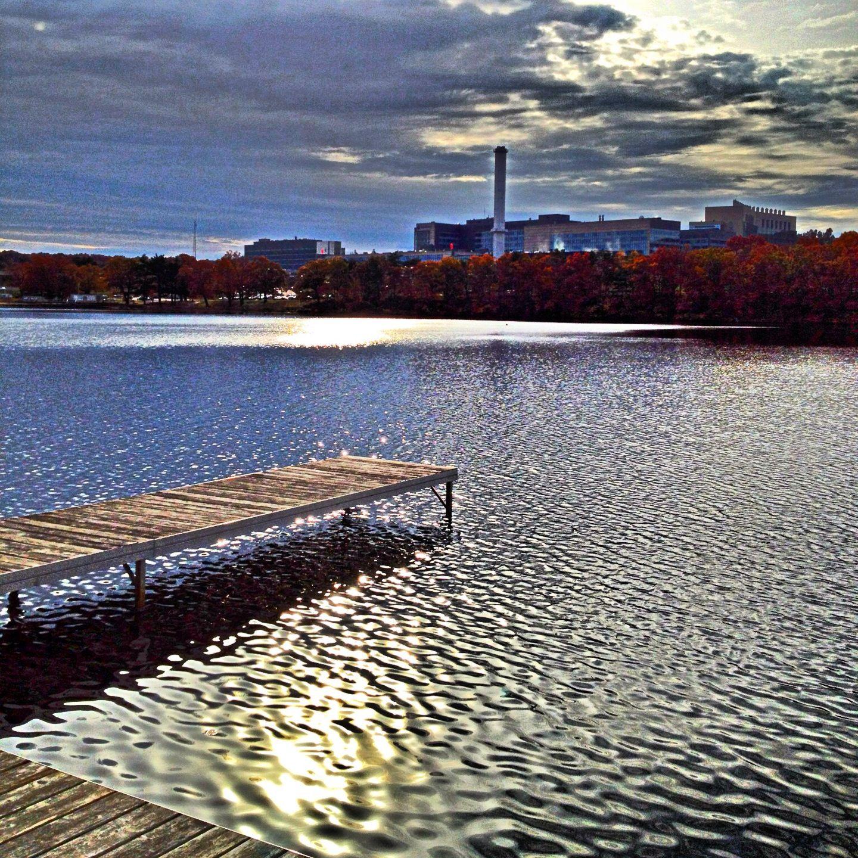 Lake Quinsigamond, Shrewsbury/Worcester Massachusetts