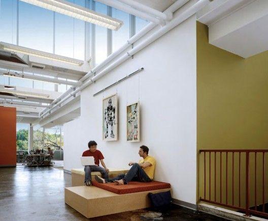 Facebook Offices Palo Alto