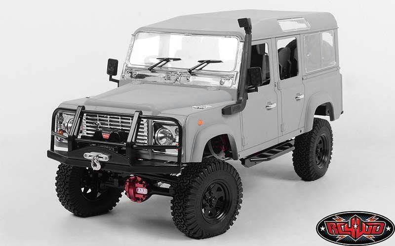Gelande Ii Rtr D110 Truck Kit Limited Edition Scale
