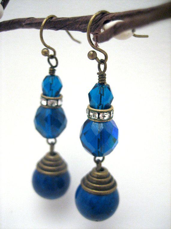 Ravenclaw Inspired Earrings
