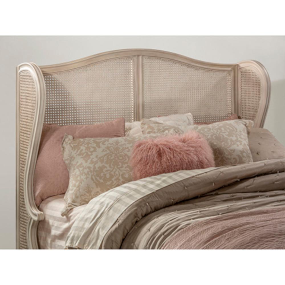 Hillsdale Furniture Sausalito Antique White Bed Set U2409