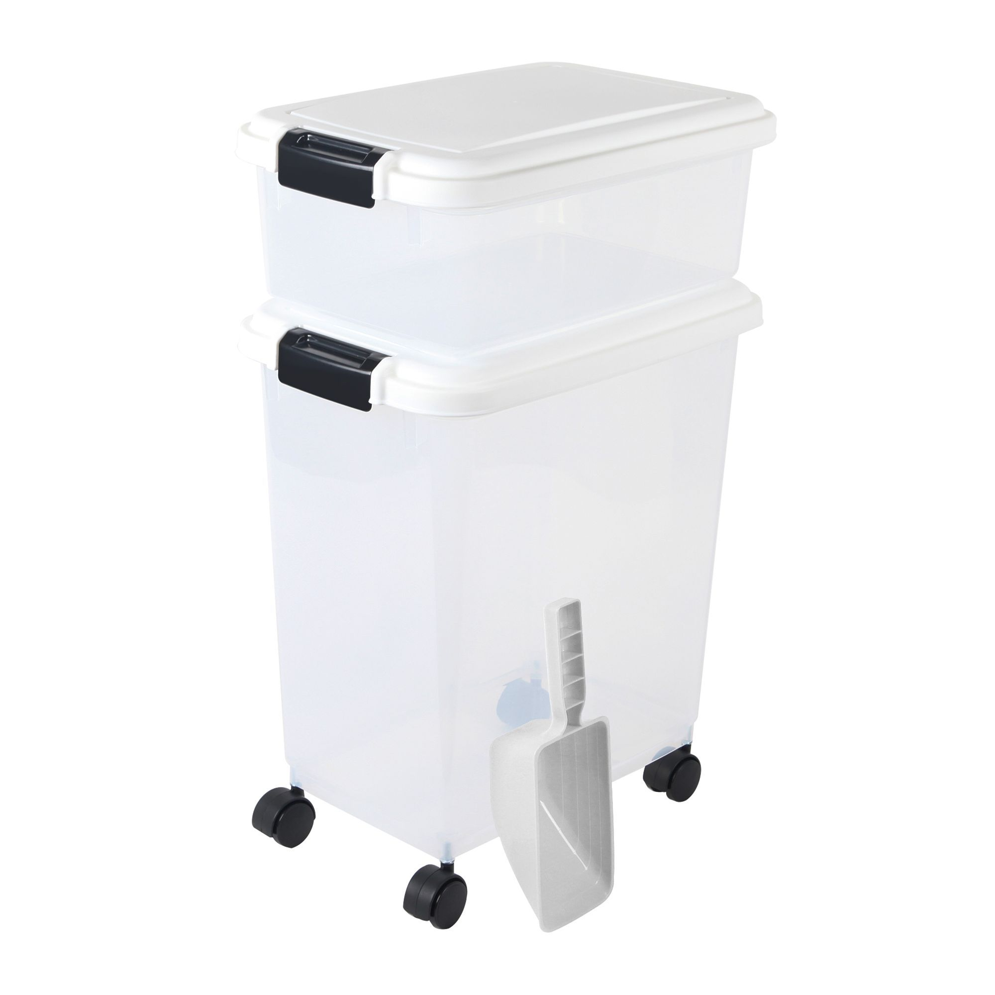 Top Paw Airtight Pet Food Storage Container Pet Food Storage
