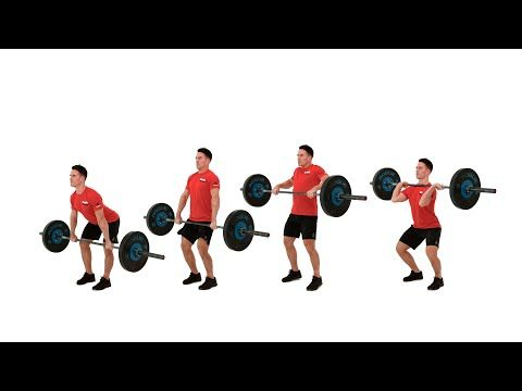 The Hang Power Clean Youtube Power Clean Workout Crossfit Lifts Crossfit Power Clean