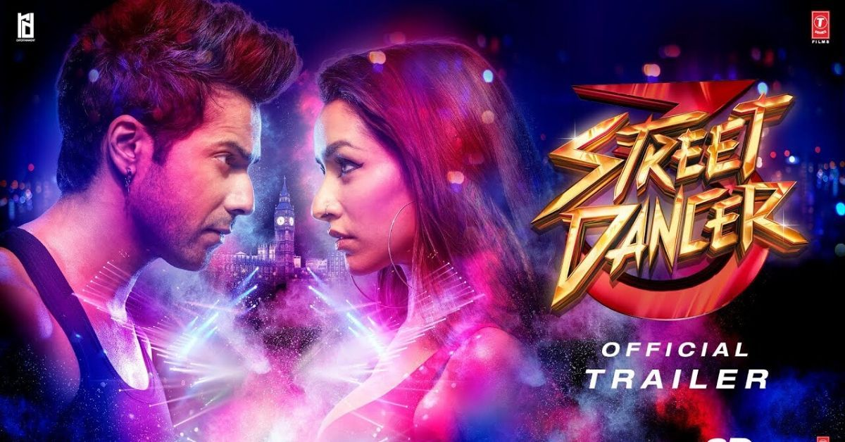 Varun Dhawan And Shraddha Kapoor Starrer Street Dancer 3d Trailer