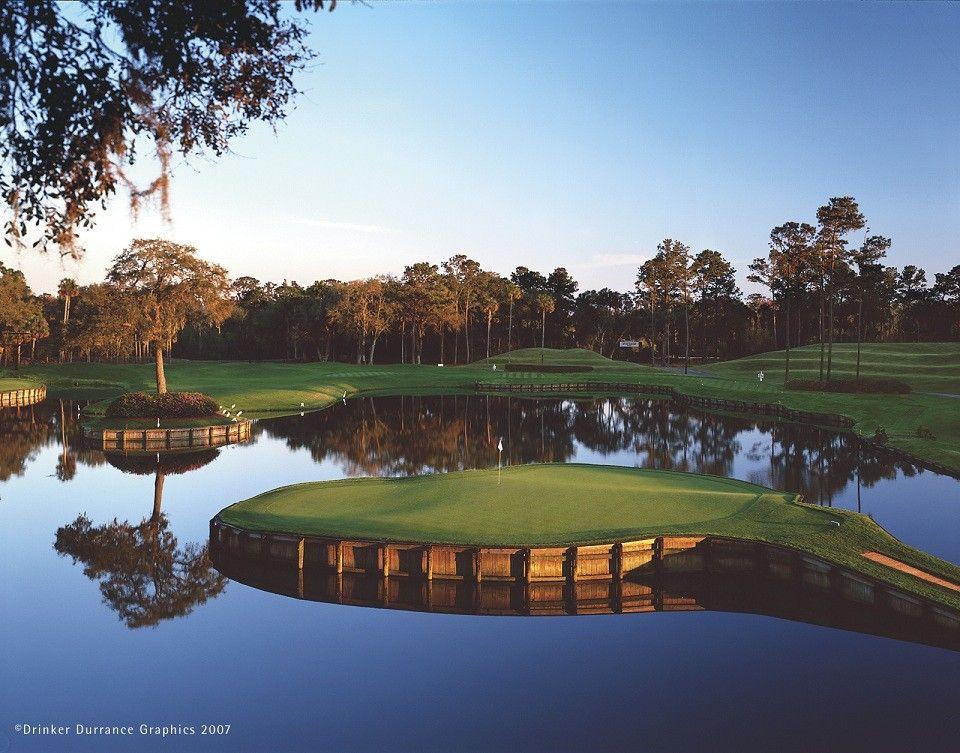 Tpc Sawgrass Golf Course Photo Golf Courses Best Golf Courses Golf Trip