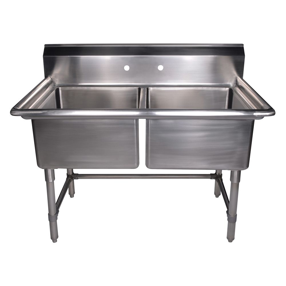 Whlsdb4020 Np Double Bowl Kitchen Sink Freestanding Kitchen