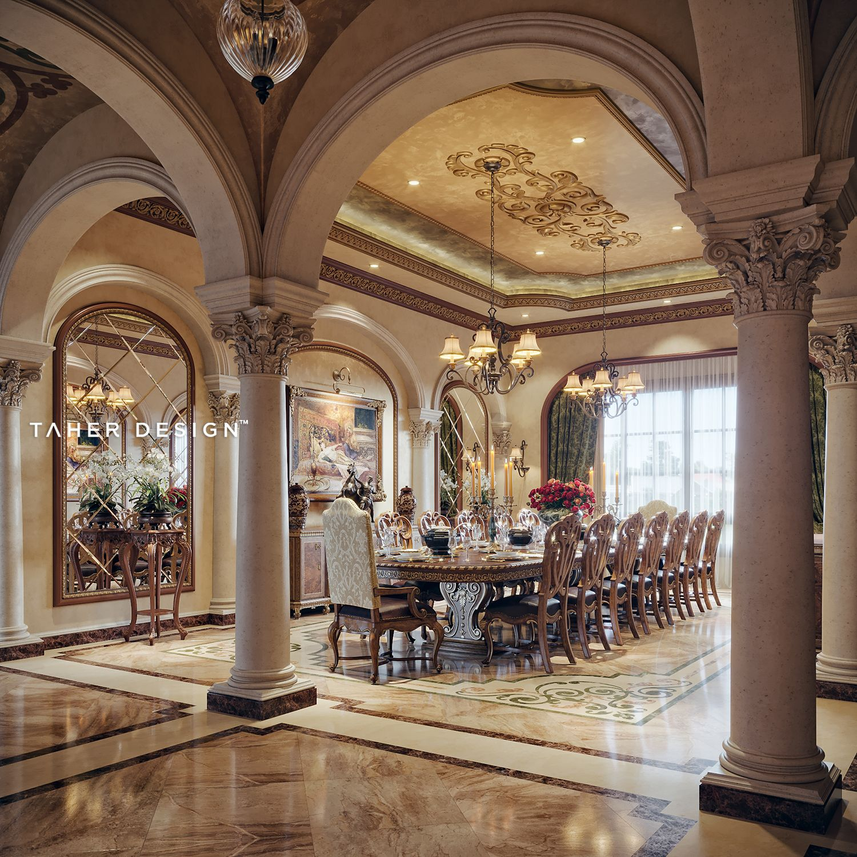 """Home Interiors Website: Luxury Mansion Interior """"Dubai"""""""