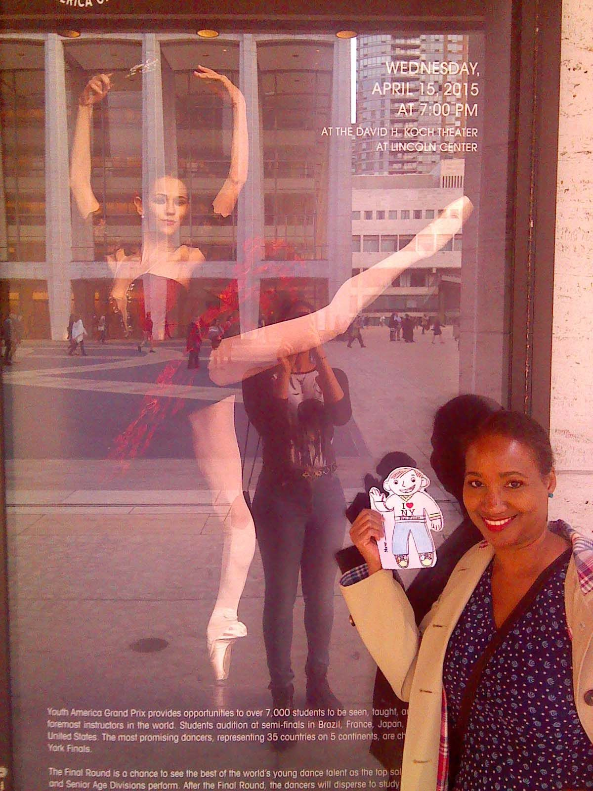 Stanley wants to buy tickets to the ballet at Lincoln Center.
