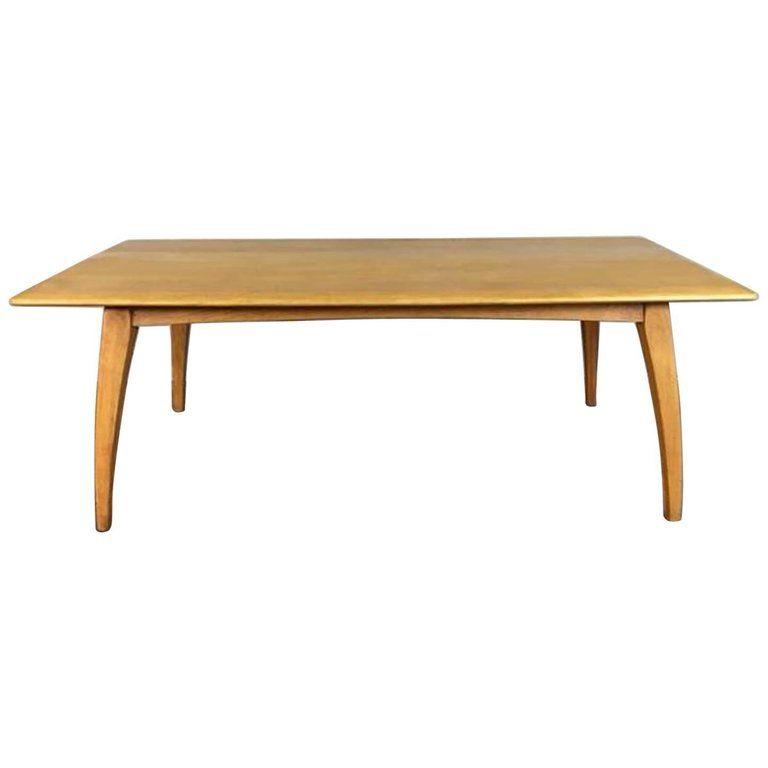For sale on 1stdibs heywood wakefield coffee table in
