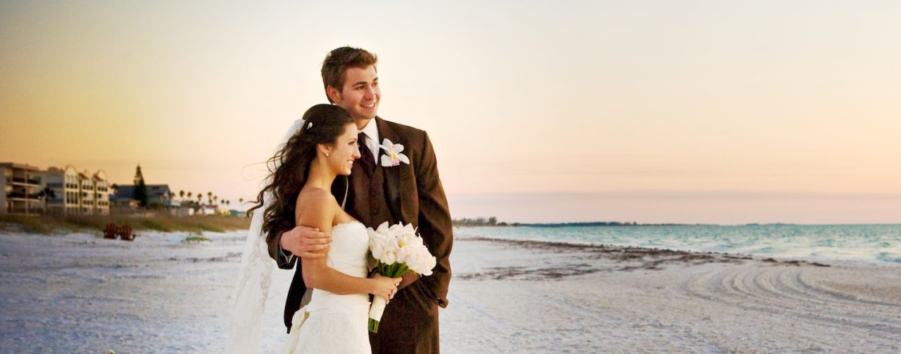 The Don Cesar is another popular St. Petersburg beach wedding destination.