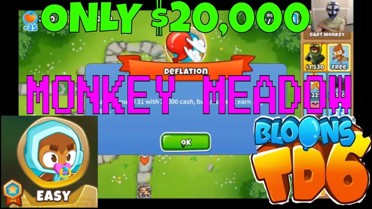 How To Get Lots Of Monkey Money In Btd6